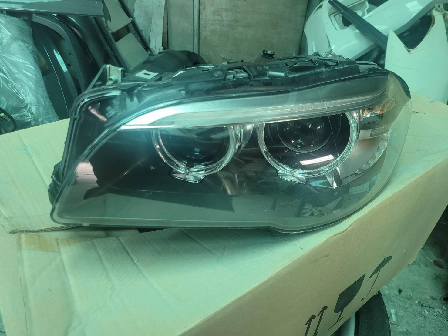 2013-2019年 BMW 5系列 F10 原廠中古 左大燈