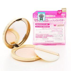 台北 CANMAKE 井田 ML 棉花糖 蜜粉餅 補充蕊芯 附粉撲 白皙透明 10g 不含盒 308876