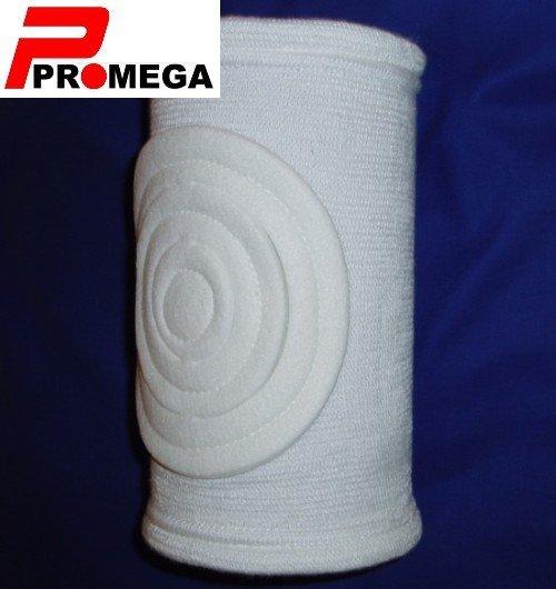 [福威國際企業] 兒童護膝 厚墊型 護膝 成人護肘 100元 雙 白S 11cm*20cm