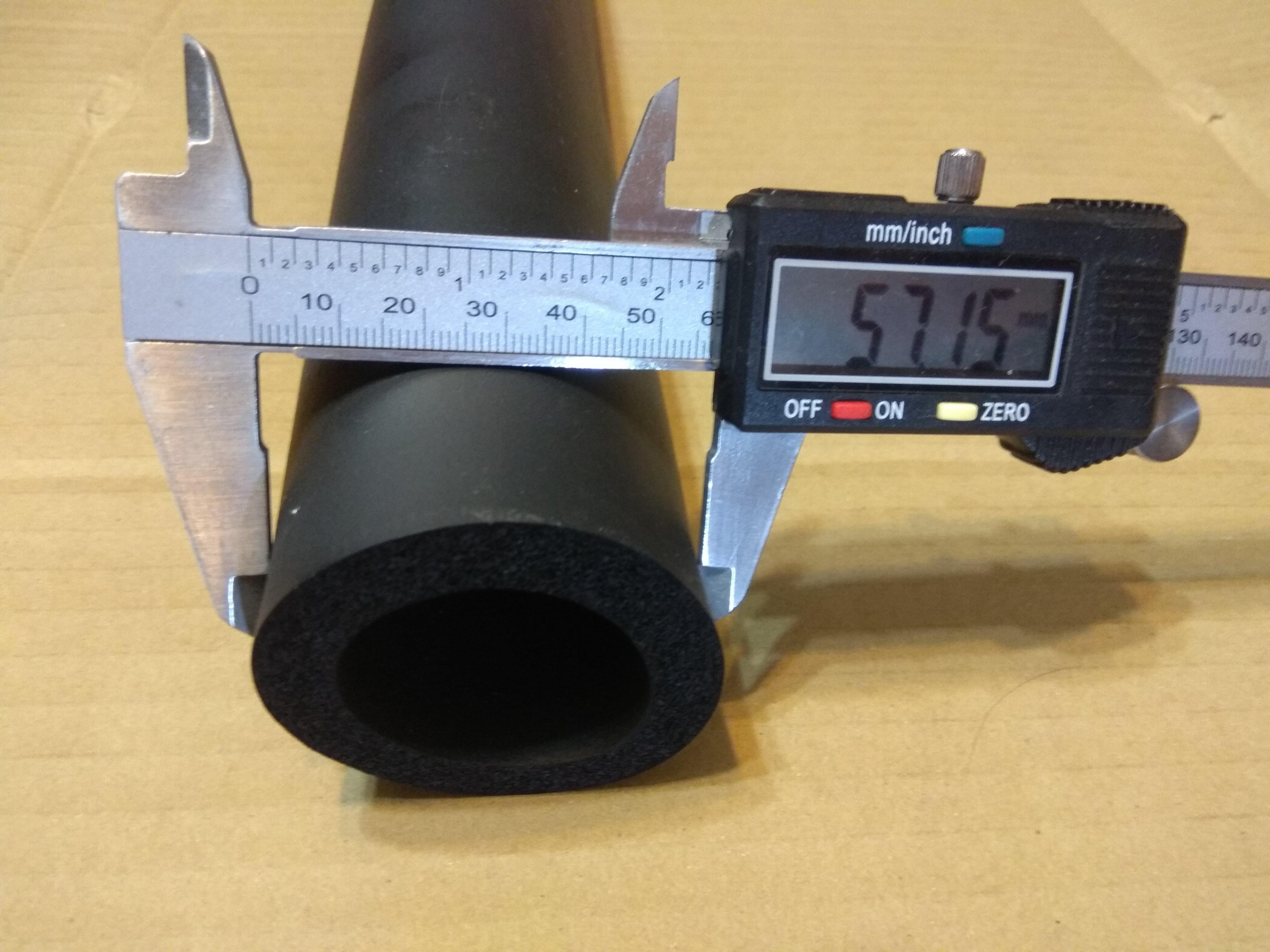 黑色泡棉 保溫套管 保溫管 海綿管 泡棉管 太陽能保溫管(1-1 4  管 ) 熱水器保溫管開泰管保溫3 8