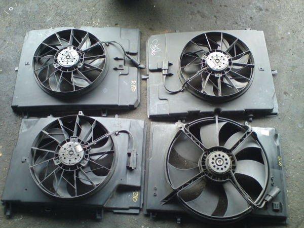 BENZ W202 w203 w204 w210 w211 w140 w220  w163 R170 R171 各式冷氣風扇出售