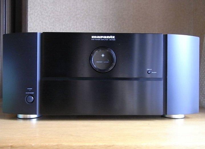 Marantz MM-7055 多聲道 後級擴大機 可搭配 前級擴大機