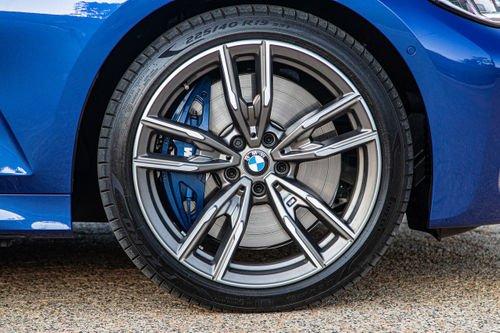 ✽顯閣商行✽BMW 德國原廠 G20/G21 797M 19吋 輕量化鋁圈 輪圈 改裝 大腳 M340i
