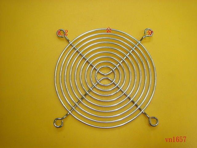 【全冠】9公分風扇防護網.風扇保護網.風扇鐵網~孔距8.2公分.~(vn1657.vn1702)還有其他多種規格喔