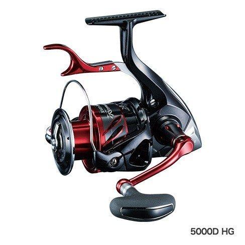 【NINA釣具】SHIMANO BB-X REMARE P5000DHG 手煞車捲線器