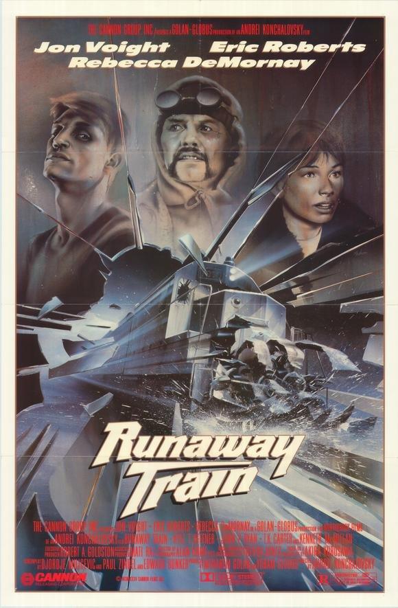 滅-Runaway Train (1986) 電影海報