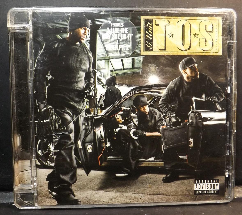 CD G Unit-T*O*S-TERMINATE ON SIGHT~德版~X~