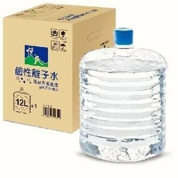 悅氏 12L 鹼性離子水