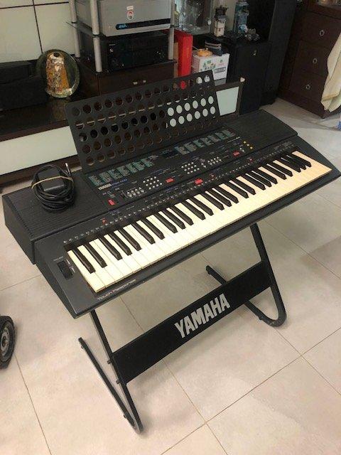 山葉Yamaha電子琴PSR-400