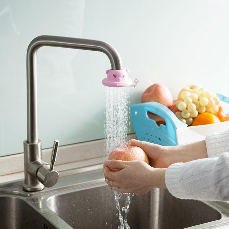 清潔水龍頭過濾嘴防濺頭花灑節水器廚房自來水嘴凈水器噴頭省水過濾器