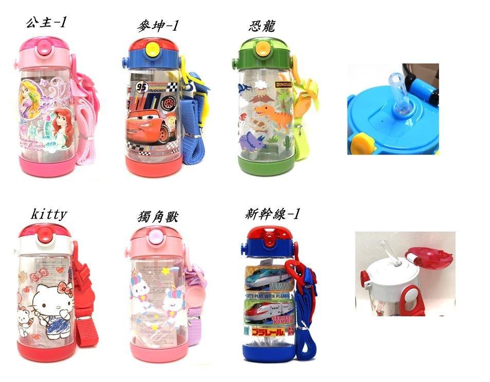 【依依的家】日本Skater 新款透明吸管水壺 冷水壺 兒童水壺480ml