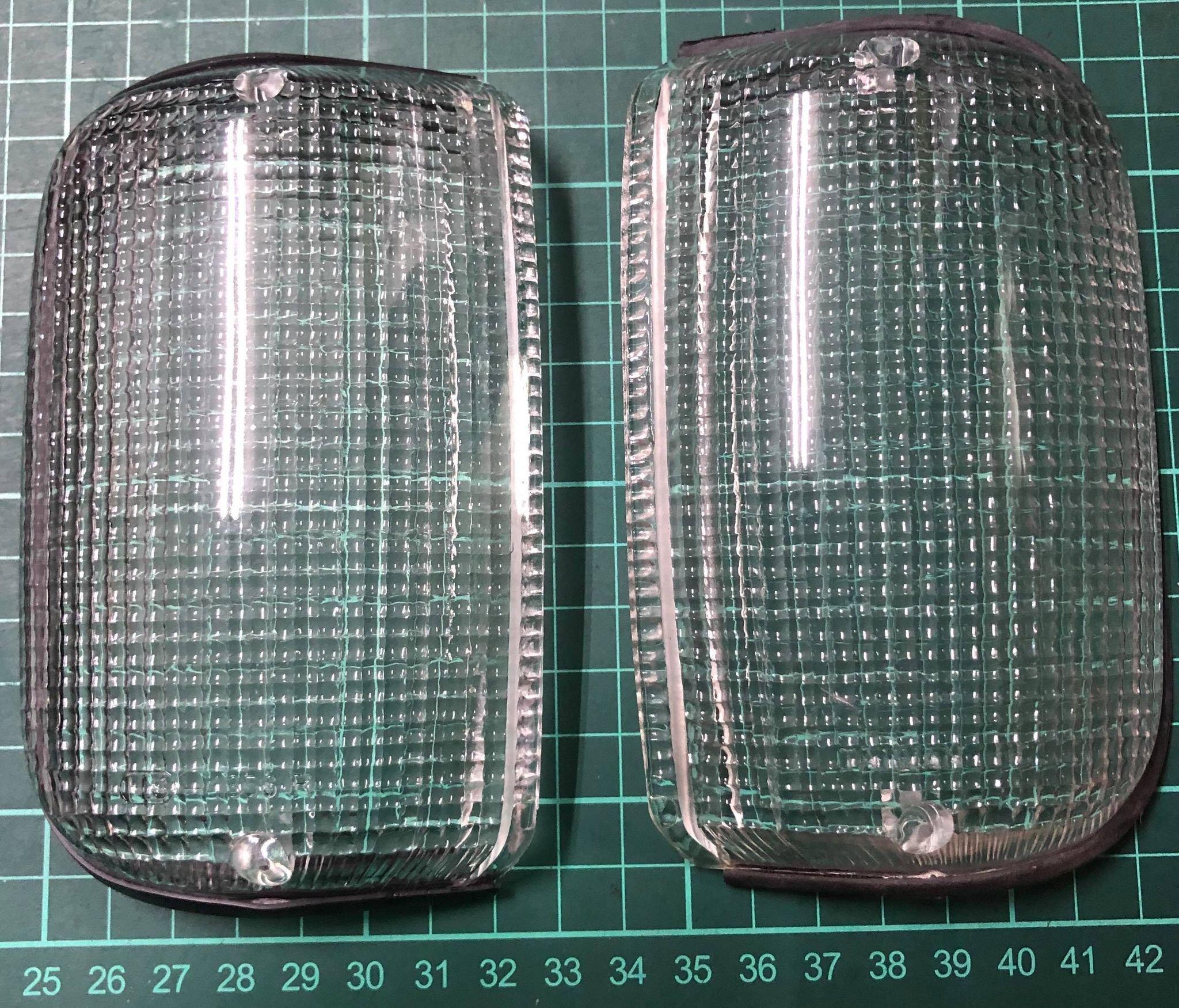福特 好幫手 PRONTO 94-97年 左+右 1組 角燈殼 方向燈殼 轉向燈 角燈 殼 FD1000 FD1.0