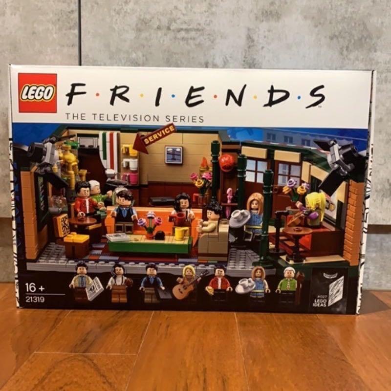 樂高GO起來  LEGO 21319 六人行 Ideas Central Perk