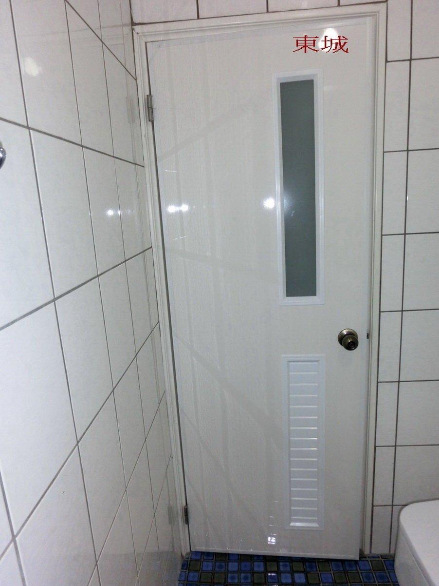浴室門換裝、改造、翻修 塑鋼門框 塑膠門片. 彩繪門  彩繪玻璃  代客安裝