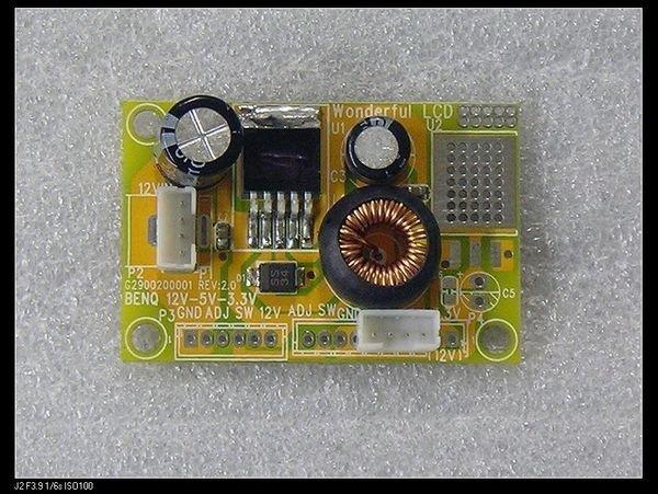 【大台北液晶維修】電源降壓模組直流15V~24V轉12V