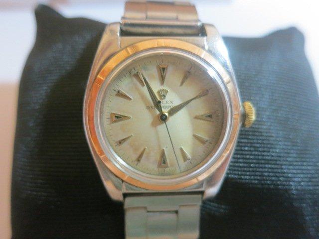 Rolex 勞力士 泡泡背古董錶