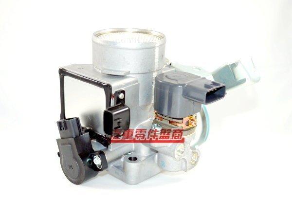 【汽車零件盤商】[NISSAN] MARCH 進行曲 --空氣流量器 /空氣流量計/ 節氣門總成 -- 整理新