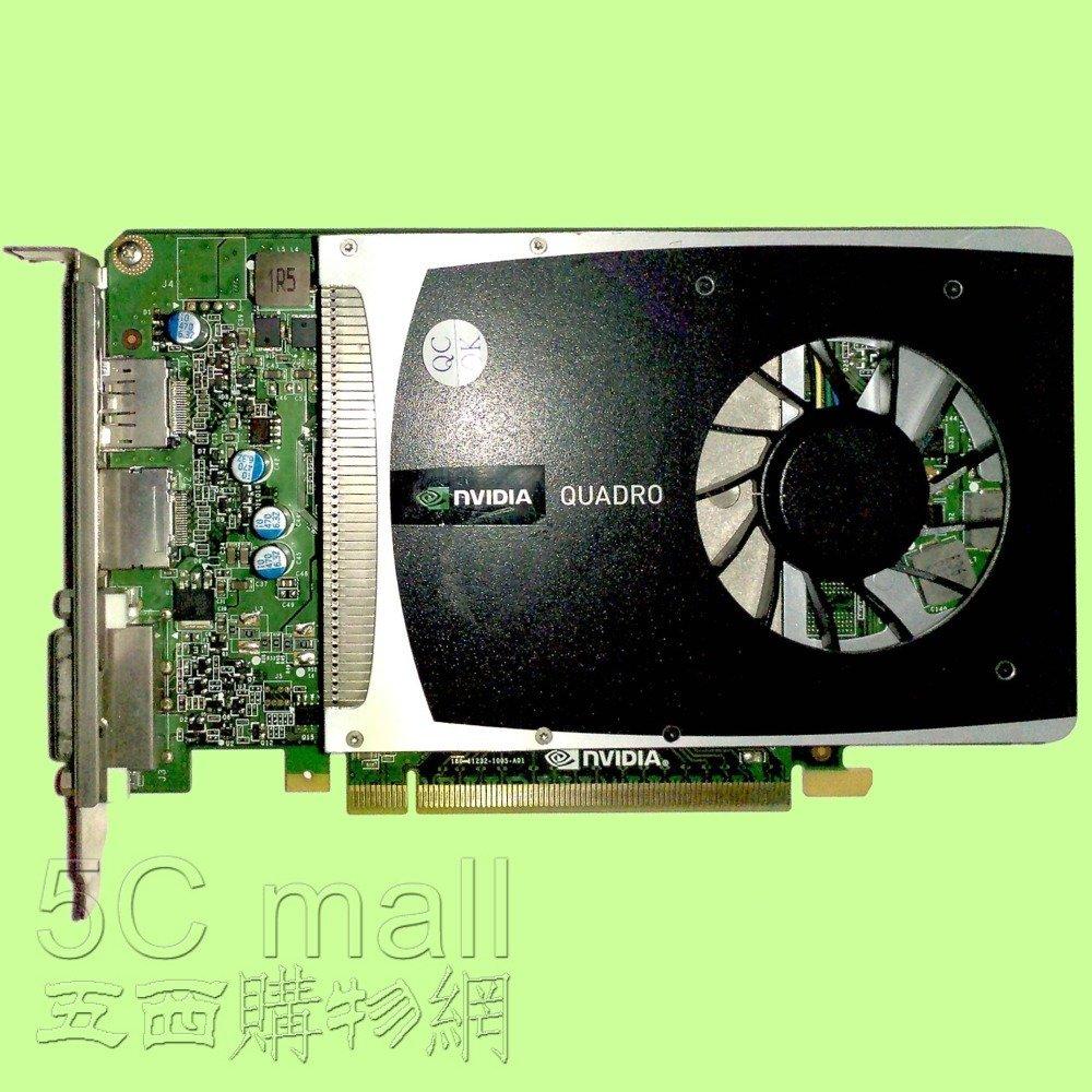 5Cgo【權宇】二手NVidia專業工作站Quadro 2000 2G 2GB DDR5 128bit圖形加速顯示卡含稅