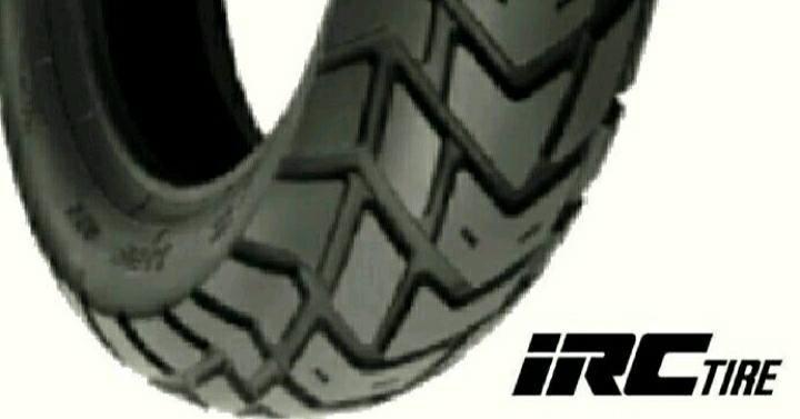 (輪胎王)日本IRC GP5 110/90-12 越野耐力胎 改速克達12吋胎BWSX/勁戰/雷霆/FIT/小雲豹/MSX 後輪用