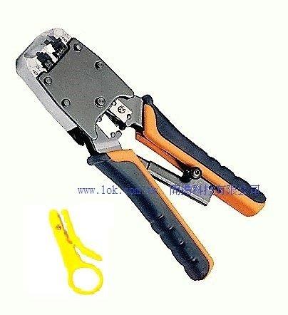 HT-500R 6P 8P 網路電話壓線 工具 贈剝線器