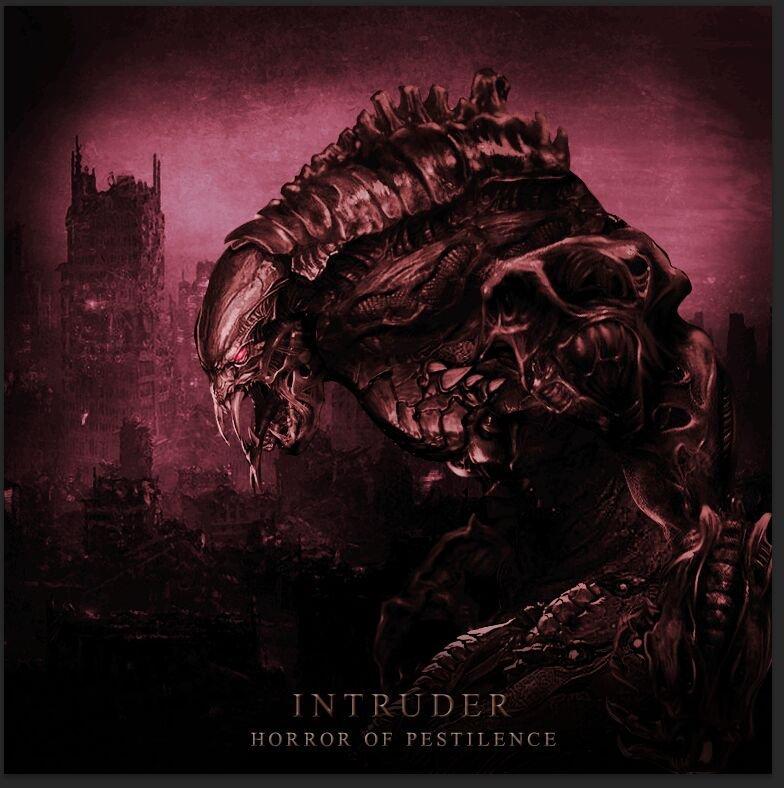 【搖滾帝國】HORROR OF PESTILENCE / Intruder (2015)