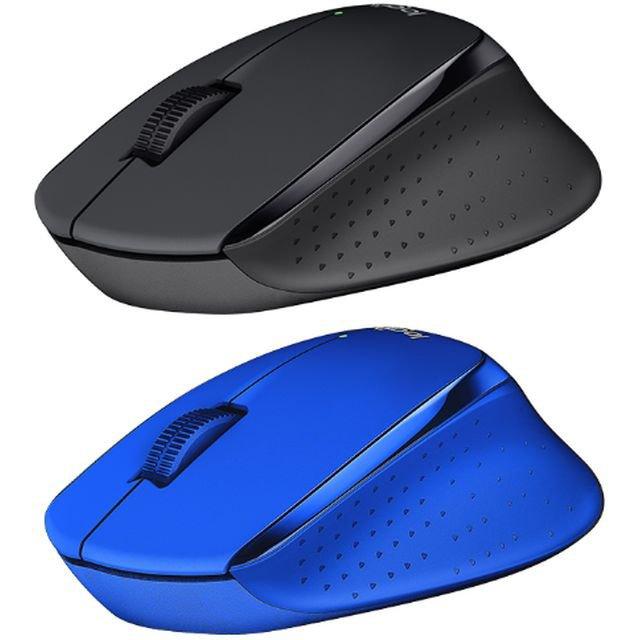 【JHS杰恆社】(無接收器)132羅技M275無線滑鼠電腦筆記本USB商務辦公光電遊戲黃金曲線舒適無線光學追蹤技術工包