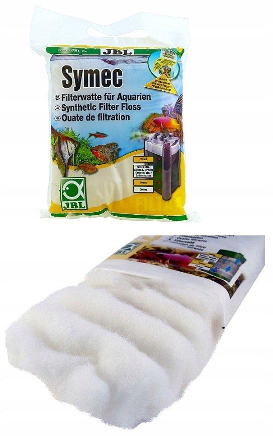 魚樂世界水族專賣店# 德國 JBL 羊毛絨 100g 外置式過濾器專用 水草&水晶蝦缸最適合