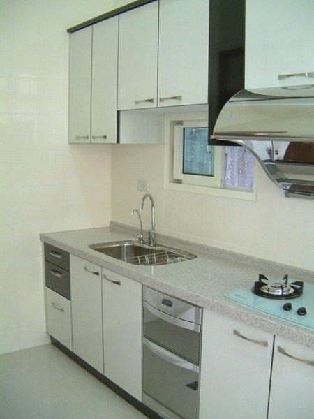 【岡林直營廚具】彩繪大師系列.三星人造石一字型300公分三機全配~落地烘碗機~最便宜給您