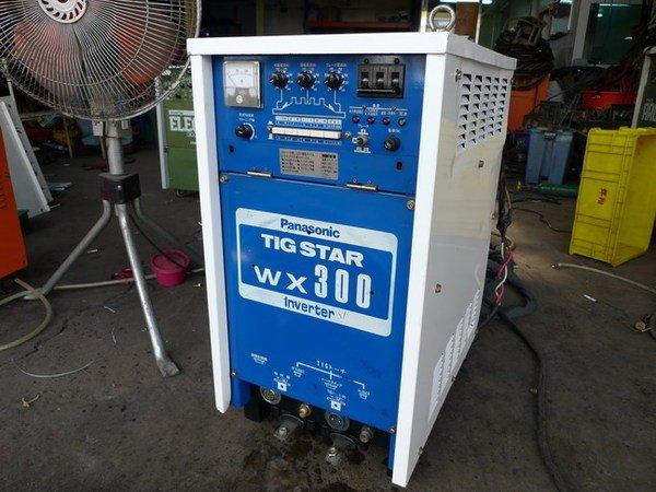 {中古焊接設備維修買賣出租}WX-300國際變頻式交直流氬焊機~切割機~開槽機~電焊機