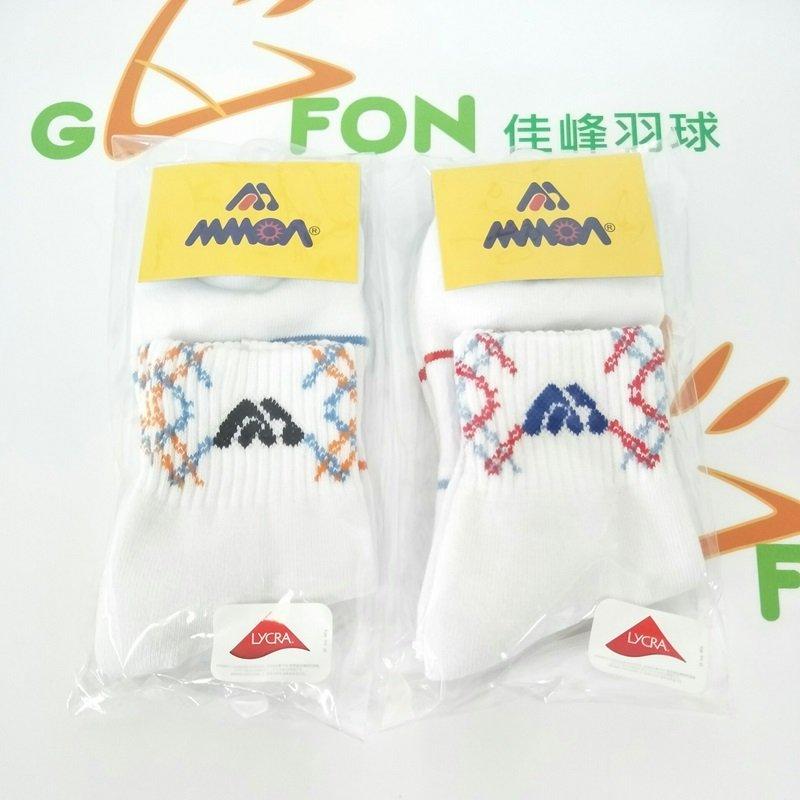 MMOA 男款羽球襪【舒適x彈性 各種 】二色可選 保護腳踝  8雙免運 買12雙送1雙~