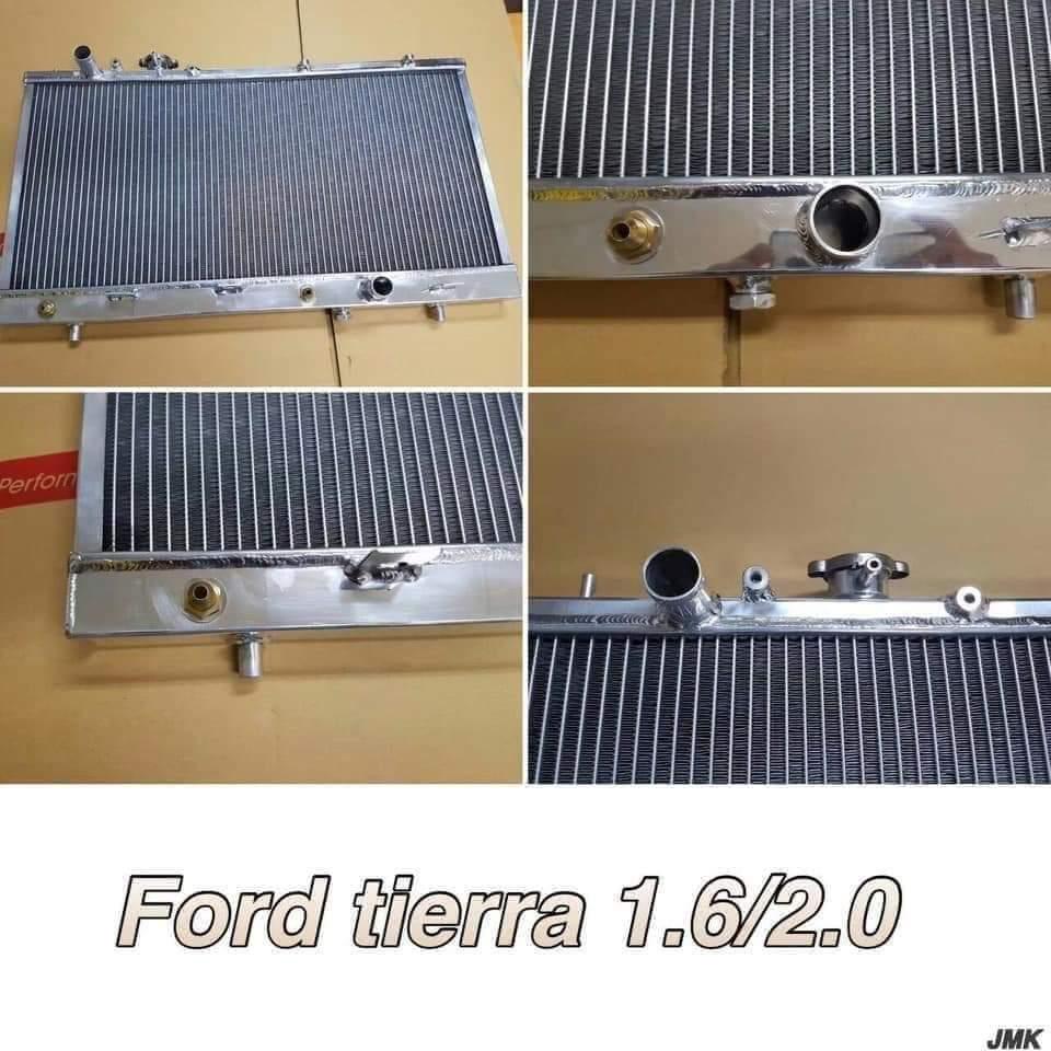Tierra 1.6/2.0全鋁加大水箱