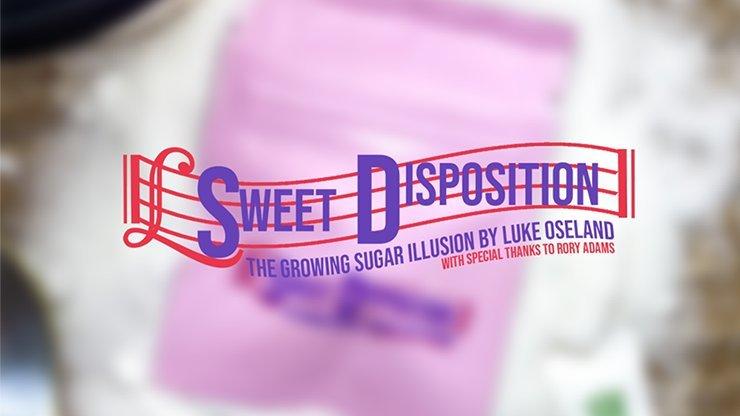 [魔術魂]把白糖搓成方糖?!~~超生活魔術~~方糖效應~~Sweet Disposition