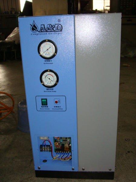 宙升牌AgD 20HP 空壓機專用乾燥機 2相.220V.8kg (保固2年)