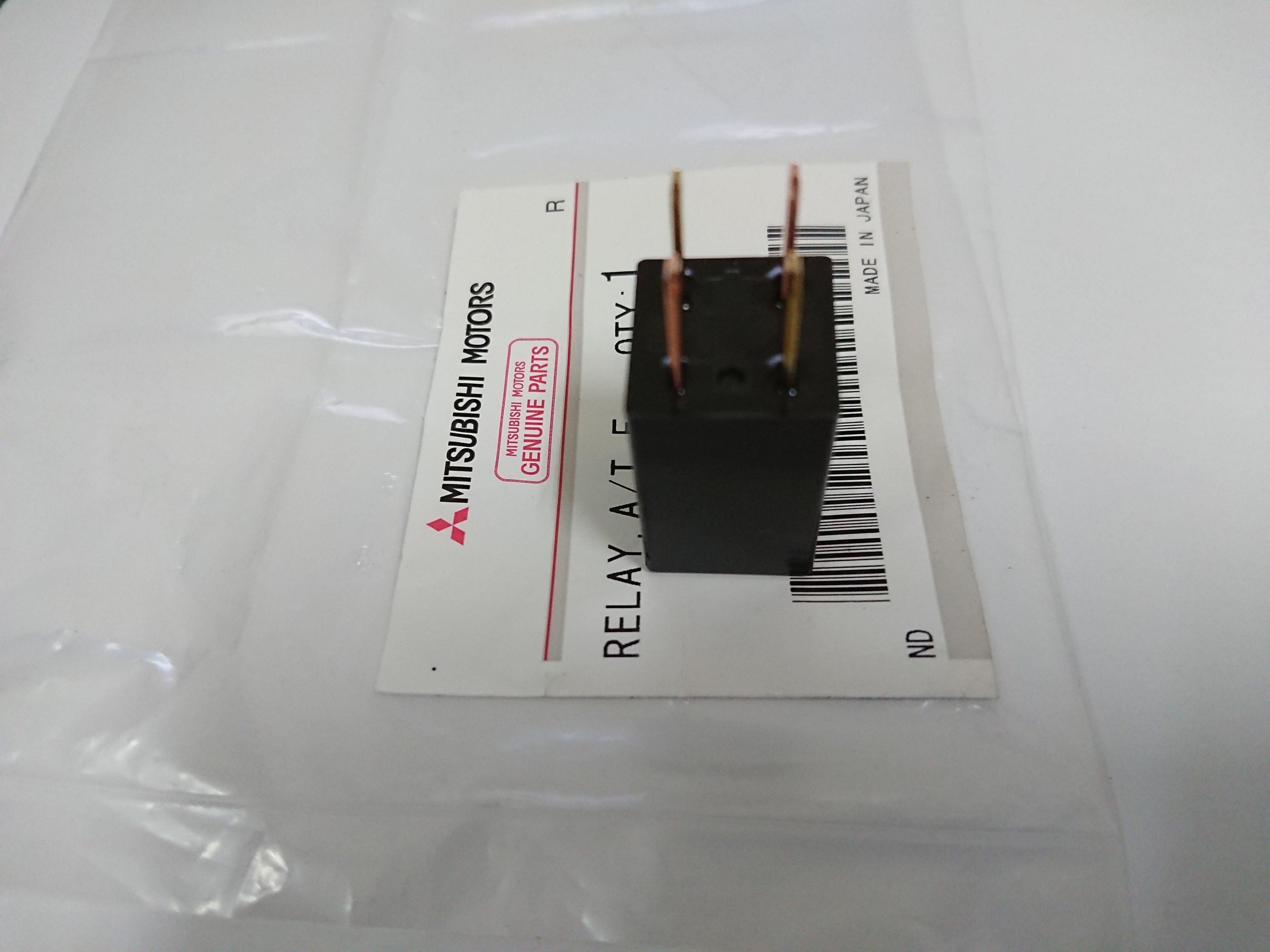 日本三菱原廠 GLOBAL LANCER VIRAGE GRUNDER 冷氣 汽油幫浦 電動幫浦 引擎 繼電器 4P針狀