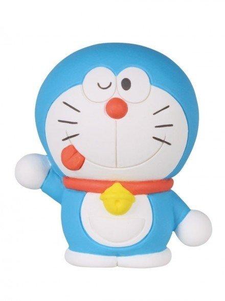 限定*Doraemon 哆啦A夢 桌上小物 杯緣擺飾 扭蛋『貪吃款』