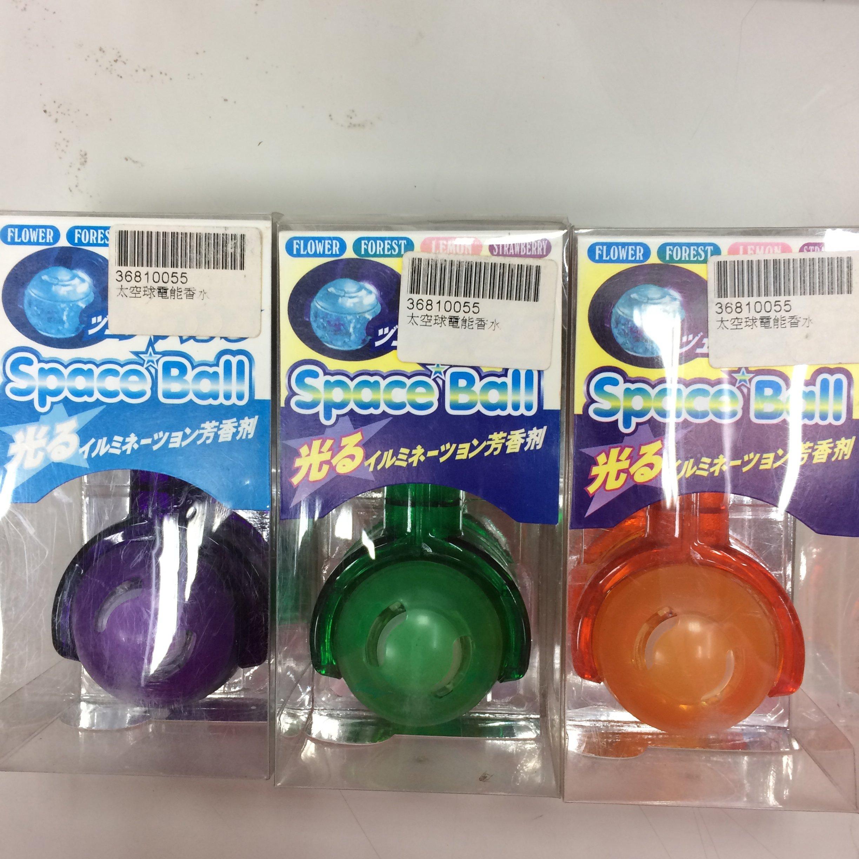 【光電小舖】太空球電能香水