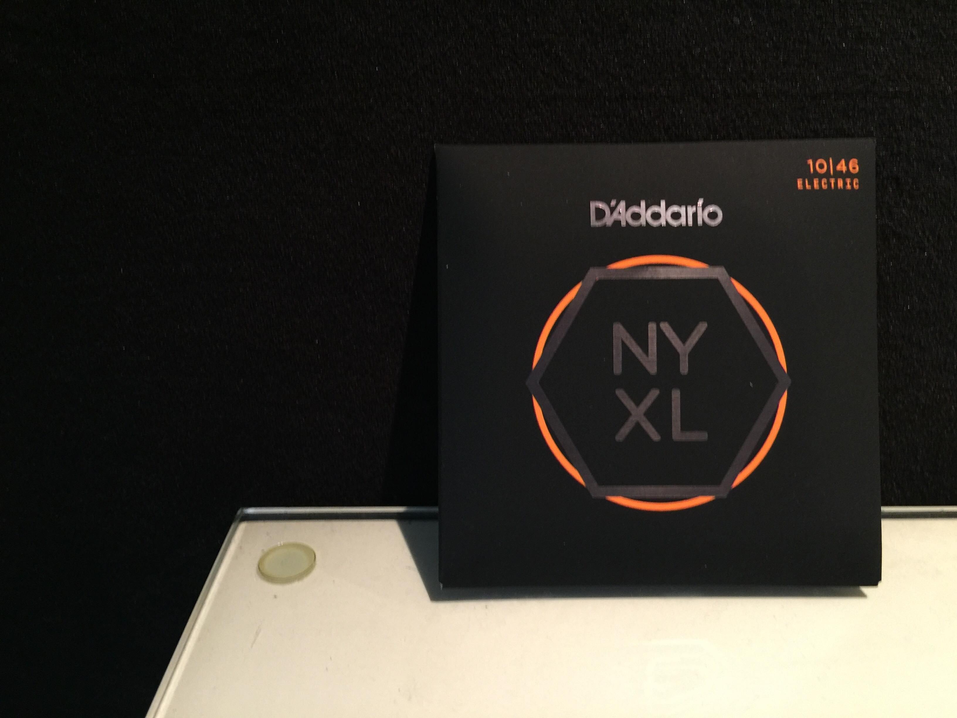 【反拍樂器】Daddario NYXL 10-46 Nickel Wound 電吉他弦 免運費 Daddario