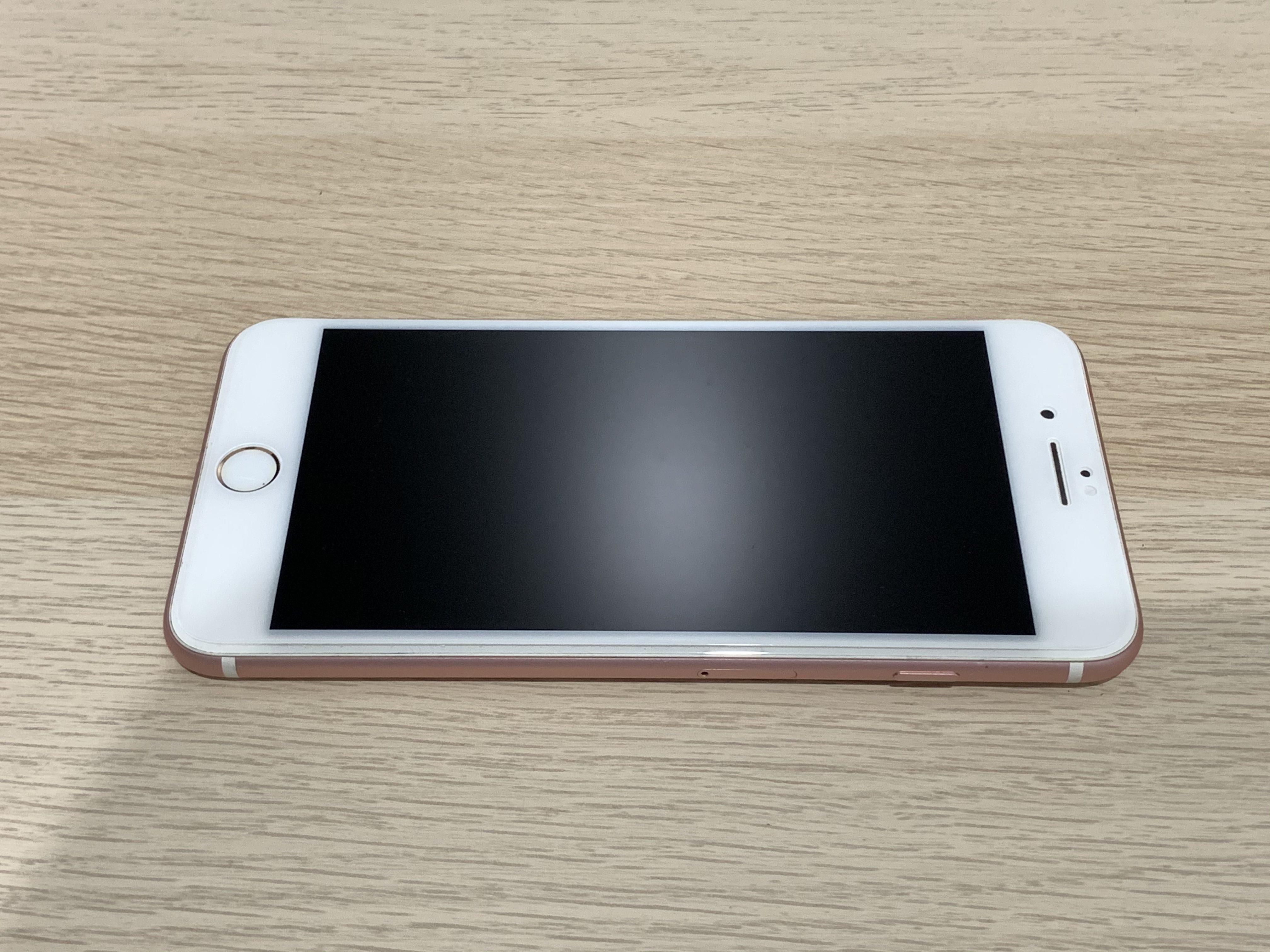 二手 iPhone 7 Plus 128G 玫瑰金
