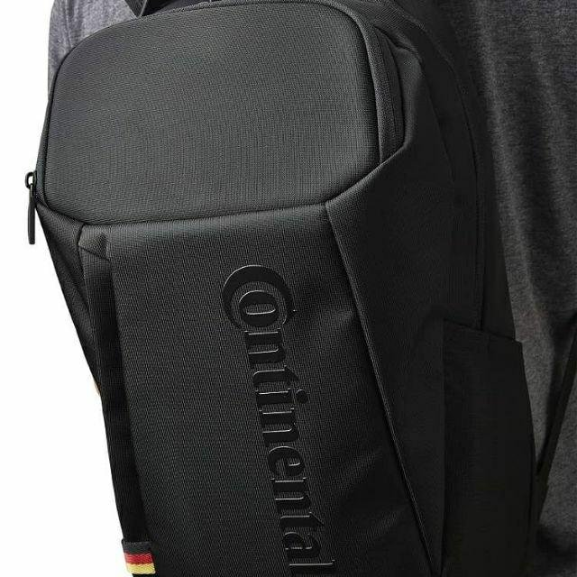 2020 德國 馬牌 限定設計款 Continental  多功能經典背包 硬殼 電腦包 後背包 黑色