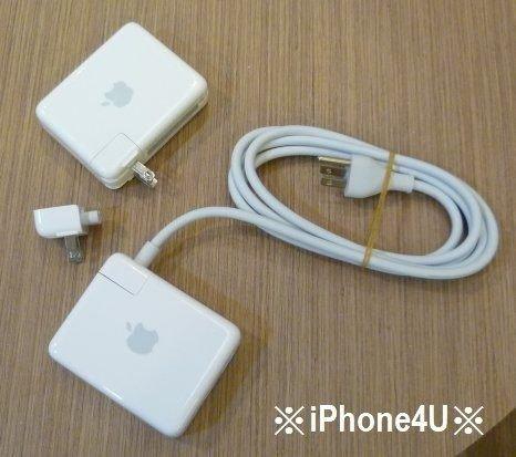 ※台北快貨※Apple電源延長線**台規三插頭** Airport Express MacBook Pro Air