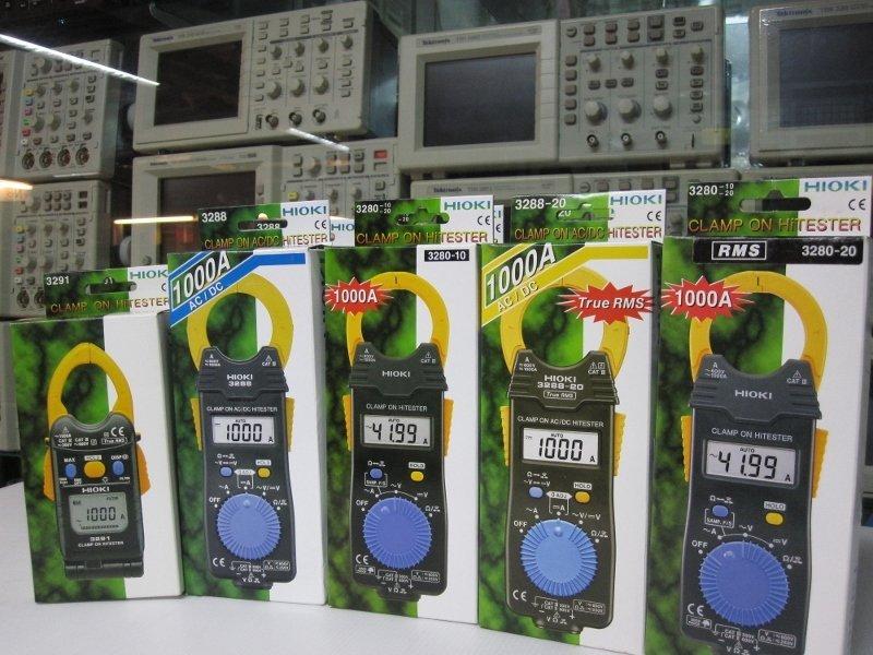HIOKI 3280 日本原裝公司貨 HIOKI 3280-10F 交流鉤錶 電表 請認明原廠測棒 電錶