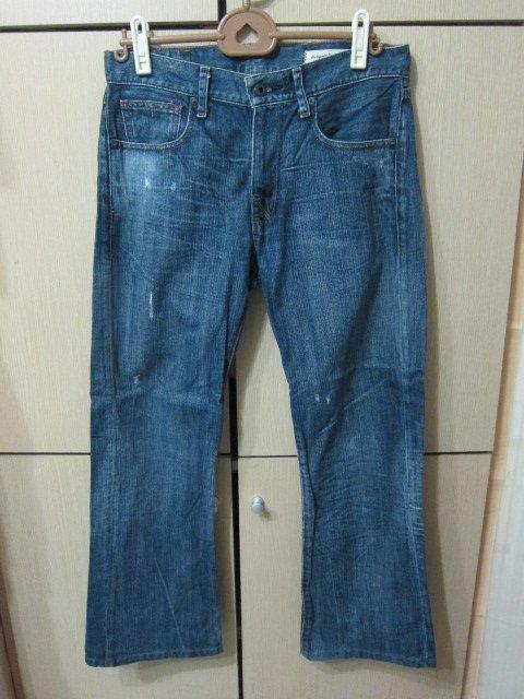 衣市藍~POLO JEANS CO BOOT CUT 靴型牛仔褲 (W30~L32~)(274)(200603)