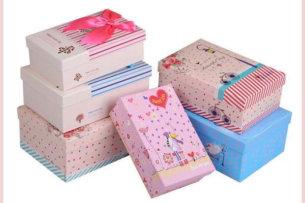 情境 盒 盒包裝盒生日 飾品盒收納盒化妝盒天地盒(沒附紙袋)(大盒)Y018d654
