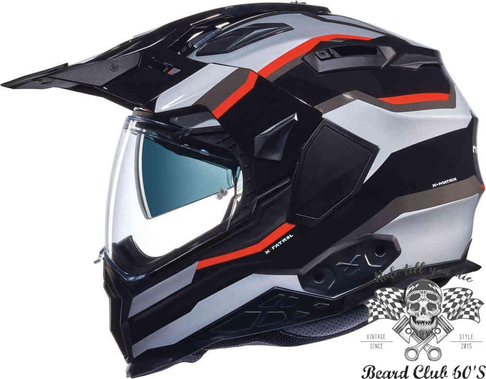 ♛大鬍子俱樂部♛ NEXX® X.WED 2 Patrol 歐洲 原裝 街車 越野 大鳥 多功能車 全罩 安全帽 S/R