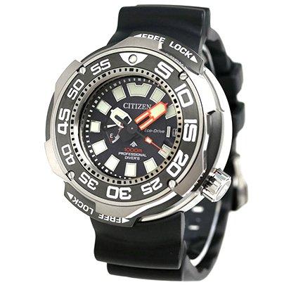 CITIZEN BN7020-09E 星辰錶 52mm 光動能 鈦金屬 運動錶 1000米 專業潛水錶 菸灰缸 男錶