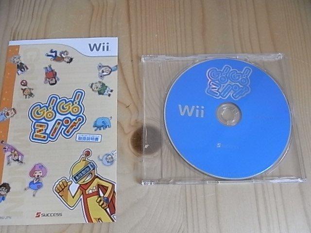 【小蕙館】Wii ~ GO! GO! 米儂向前走 (純日版) 遊戲單品