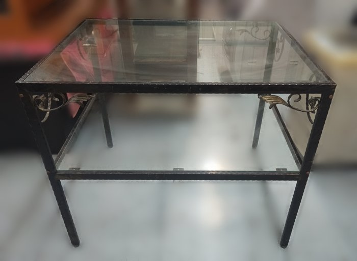 台中宏品二手家具 中古傢俱賣場 D32428*鍛造展示櫃 展示架 櫃檯 *便宜家二手家具拍賣 冷氣空調 冰箱電視