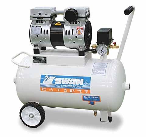 天鵝牌 SWAN DRS-210-22 無油式空壓機