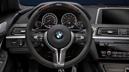 ☆光速改裝精品☆寶馬 BMW 方向盤飾蓋 碳纖維 M款 F10 F80 F82 M3 M4 F10 F20 F30
