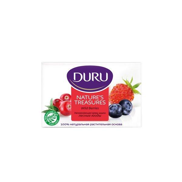 土耳其 Duru 杏仁蜂蜜/洋甘菊/橄欖/沙棘/野莓 精華美膚皂 90g 五款可選【V651783】PQ 美妝